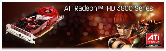 ATI Radeon HT 3800
