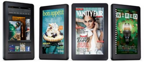 Tablette Amazon Kindle Fire