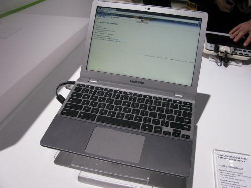 Chromebook Samsung S5