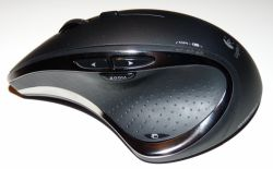 Logitech Performance Mouse MX - Flanc gauche