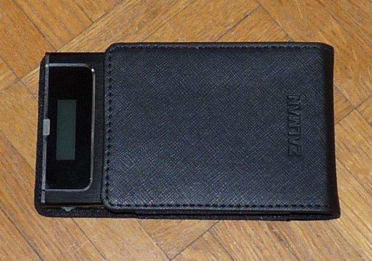 Zalman ZM-VE300 : housse