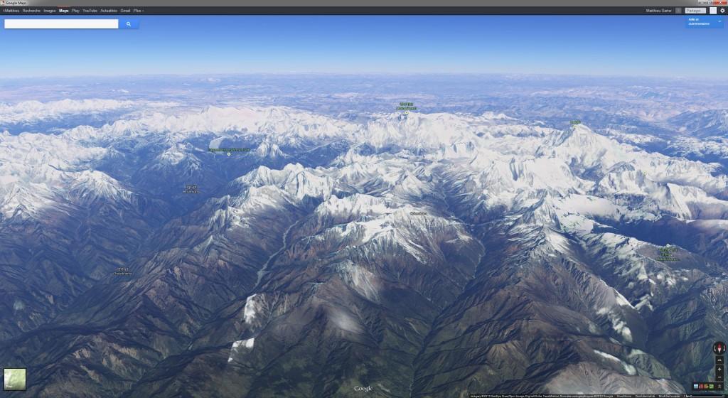 L'Everest et l'Himalaya