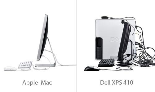 Pub Apple : iMac vs Dell XPS