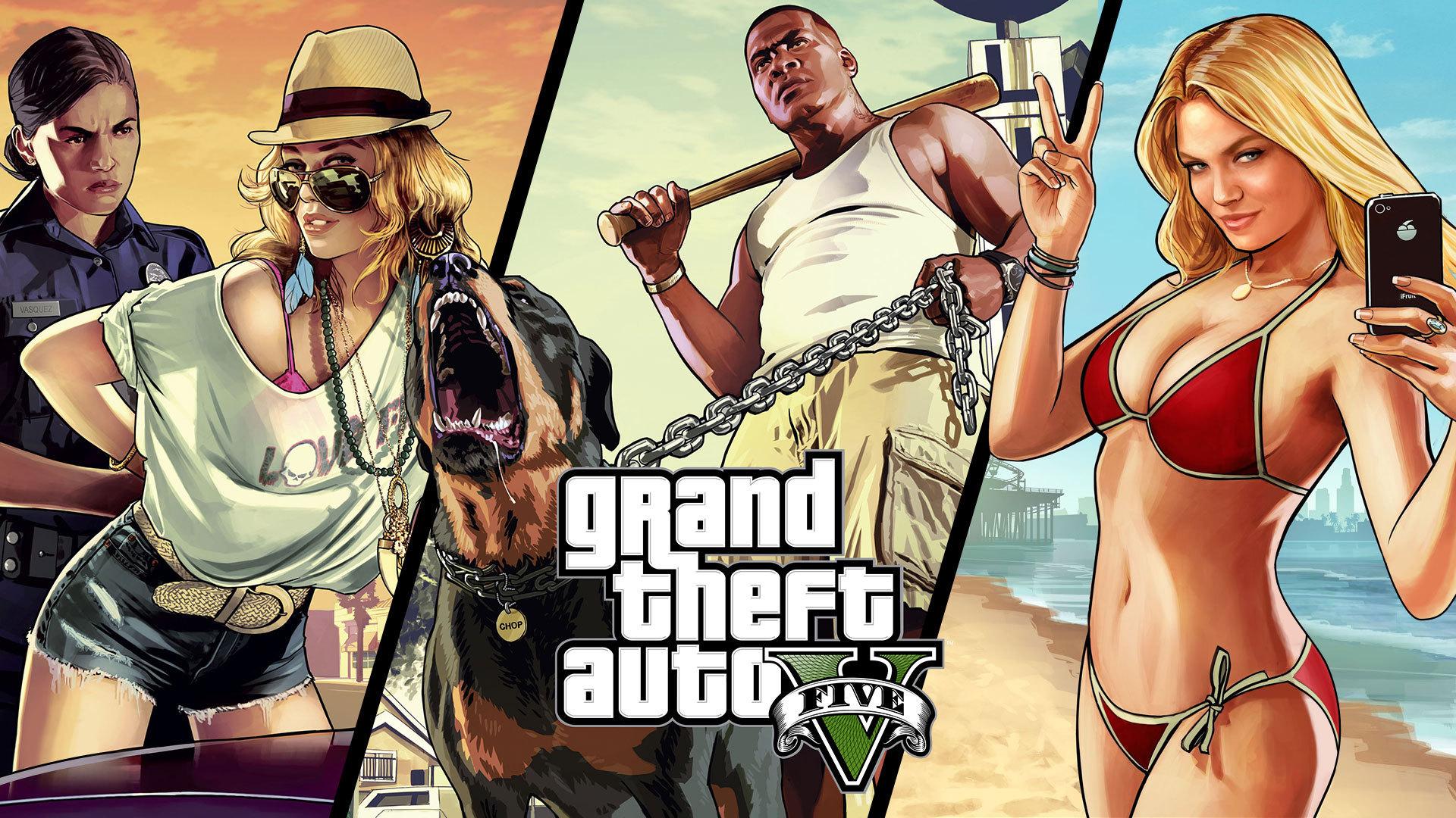 Grand Theft Auto V, bientôt sur vos PC ?
