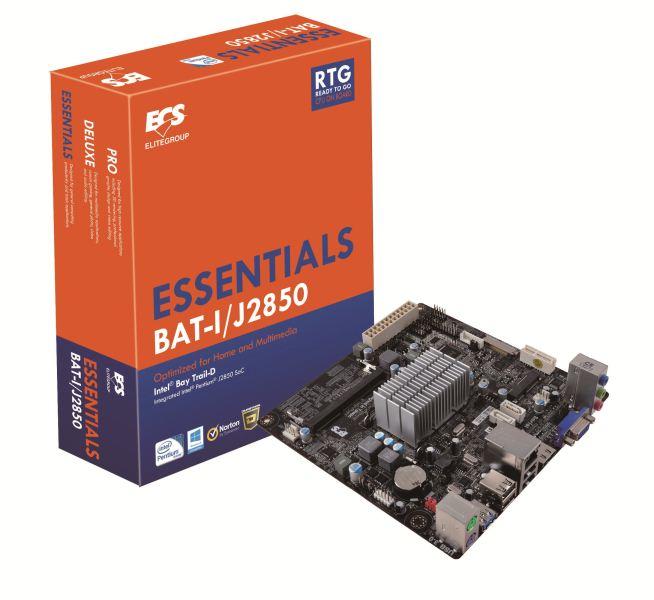 ECS BAT-I/J2850