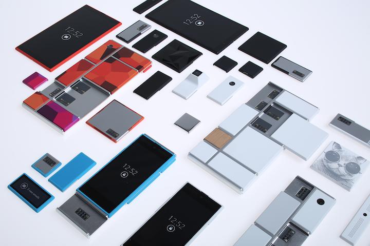 Projet Ara de Motorola