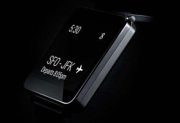 La montre de LG