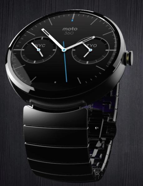 La Moto 360 de Motorola