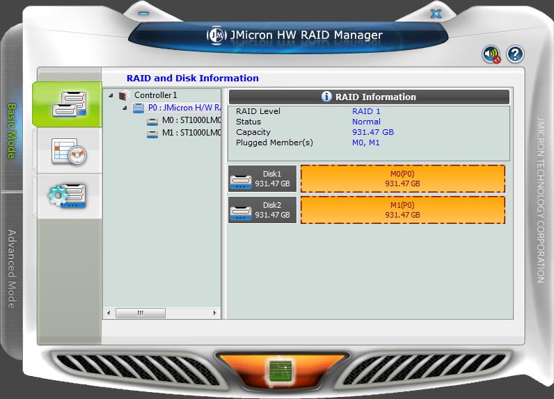 Le logiciel de configuration du IB-RD2121