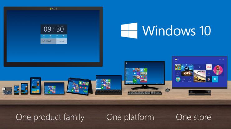 Un Windows pour les contrôler tous