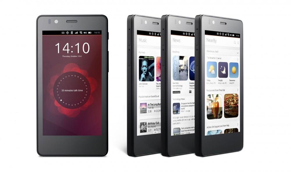 BQ Aquaris E4.5 sous Ubuntu Phone