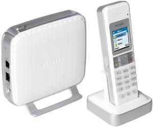 SkypePhone Netgear SPH-200D