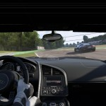 Vue cockpit centrale dans Project CARS