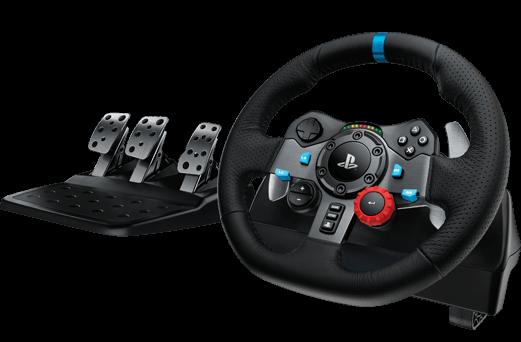 Logitech G29, pour PC et PlayStation 3/4