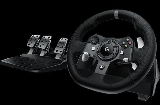 Logitech G920, pour PC et Xbox One