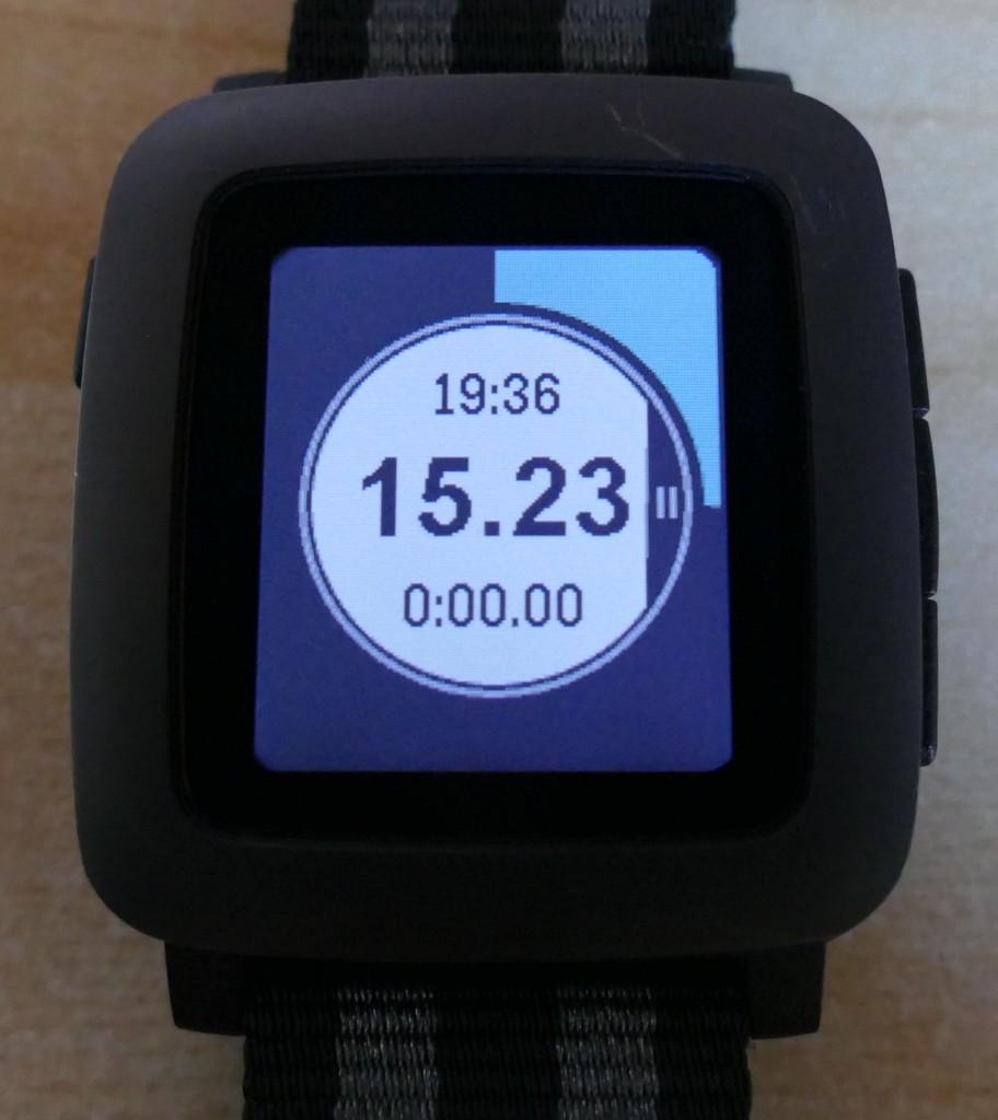 Pebble Time : Timer+
