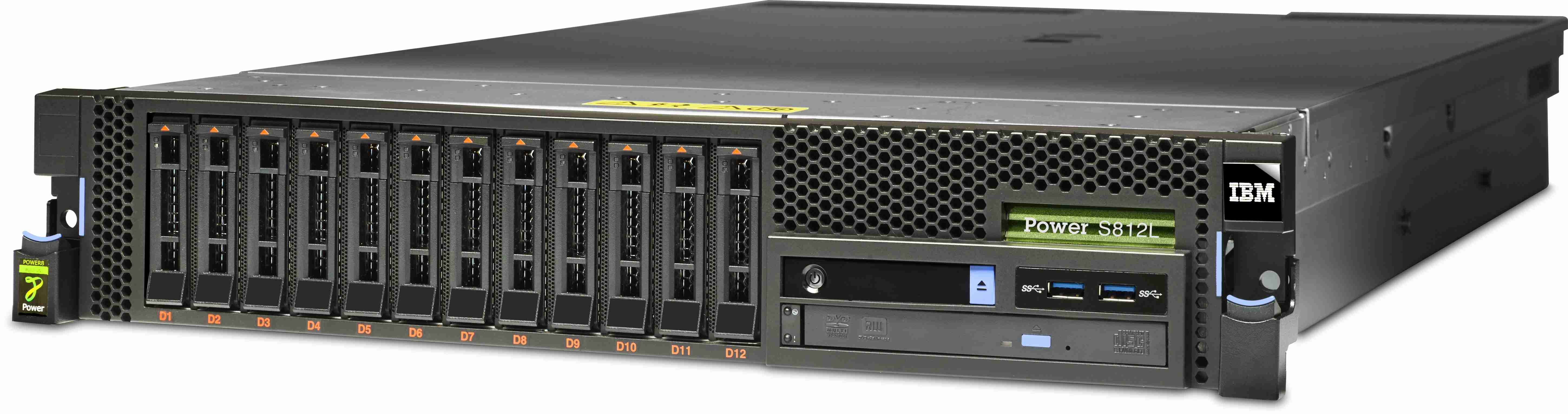 IBM Power Systems S812L