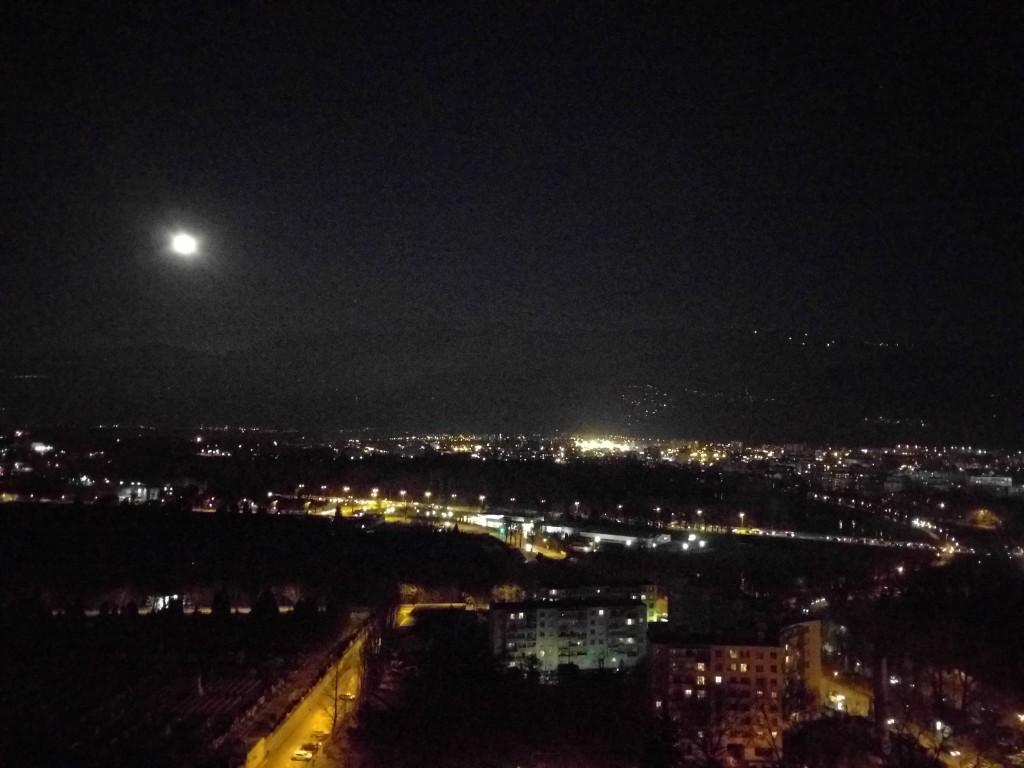 Nexus 6P : photo de nuit, sans HDR
