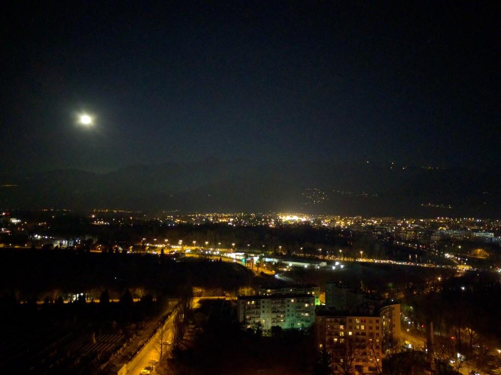Nexus 6P : photo de nuit, avec HDR