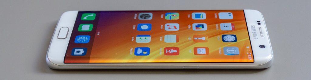 /e/ OS sur Samsung S7